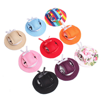 Tailup Pet Hat High Quality Animals Accessories Lovely Sun Dog Hat Pet Hair Ornaments Cotton Sun
