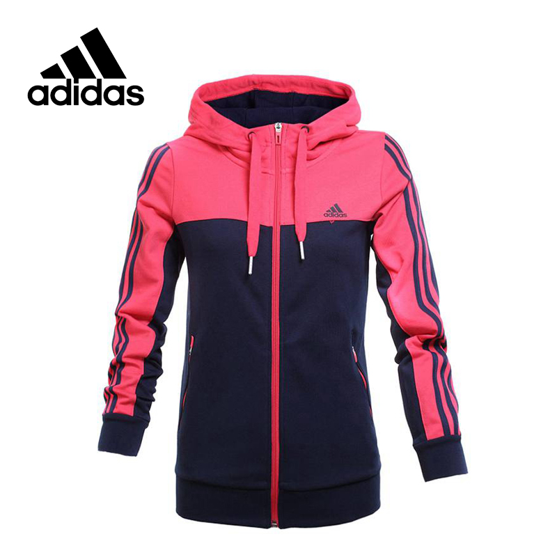 Original New Arrival Authentic Adidas Performance Women's Jacket Outdoor Breathable Hooded Sportswear брюки спортивные adidas performance adidas performance ad094emjwg44
