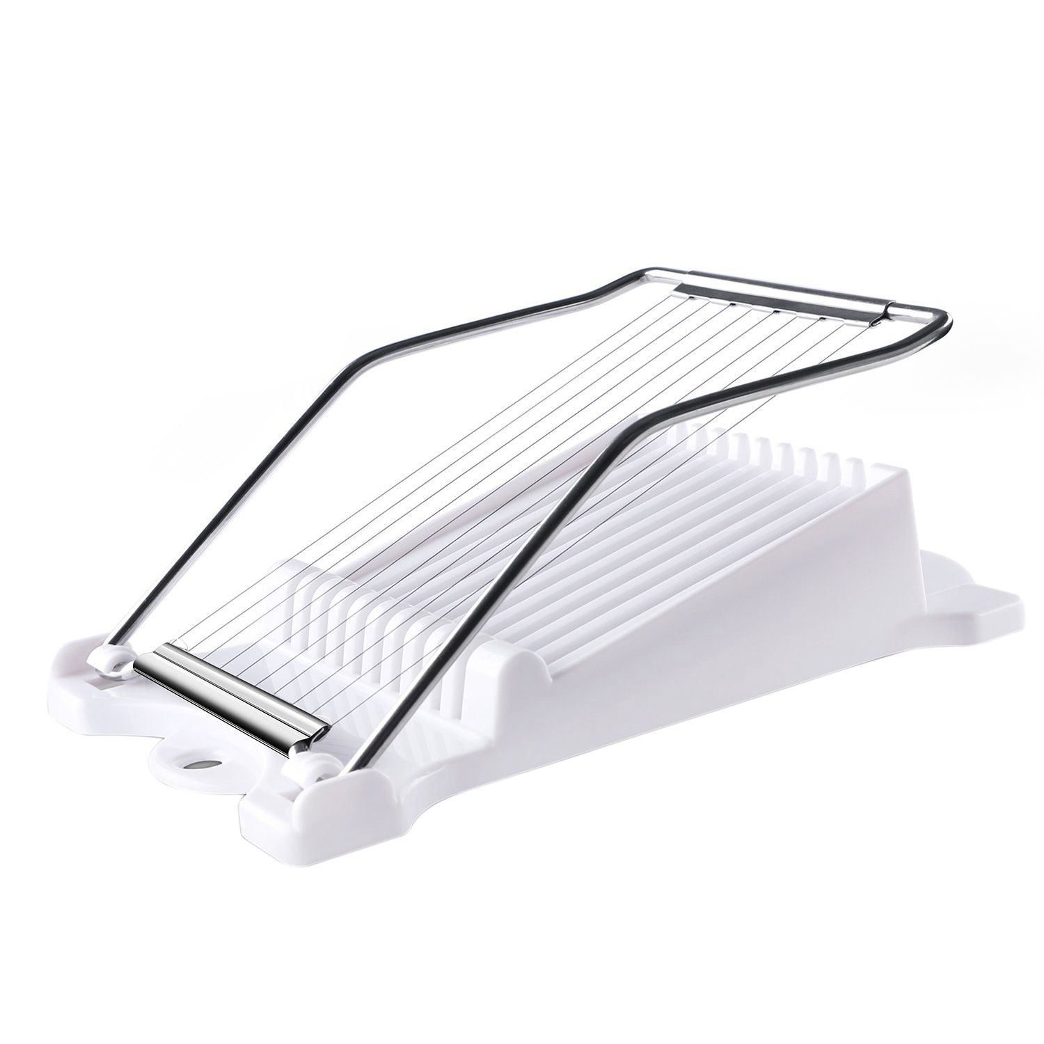 Multifunction Kitchen Slicer Egg Ham Sausage Banana Fruit And Vegetable Stainless Steel Cutting Machine Cooking processing Tools stainless steel watermelon slicer fruit vegetable cutting kitchen tool