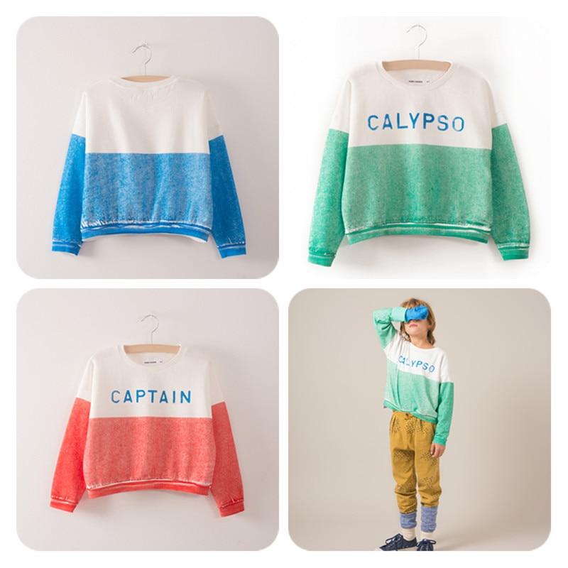 Boat Sweatshirt 3 colors for baby boys girls kids childrens hoodies