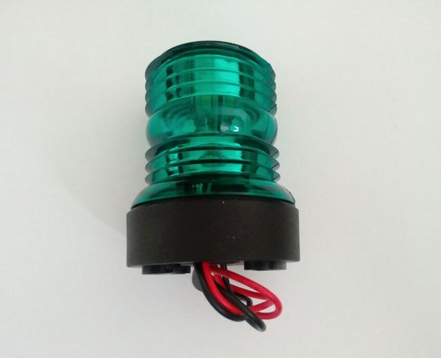 Marine Boat Yacht All Round 360 Degree Anchor Light 12V LED ... on wiring security lights, wiring tools, wiring home lights, wiring electrical, wiring lights in parallel, wiring solar panels, wiring led lights,