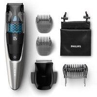 PHILIPS борода Styler вакуум центрифуги триммер BT7220/15 с Plug and Play точный набор мытья головы человека Multi Функция бритвы