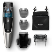 PHILIPS Beard Styler Vacuum Centrifuge Trimmer BT7220/15 with Plug and Play Precise Set Head Washing Man's Multi Function Razor