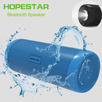 HOPESTAR P4 Waterproof Bluetooth Speaker Outdoors Wireless Portable Subwoofer Speakers Support TF FM With Power Bank