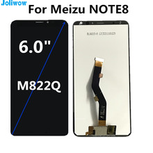 For Meizu M8 Note LCD  M822Q LCD Screen Display+Touch Panel Digitizer With Frame For Meizu Meilan Note8 Lcd Display ^ a 30pin 163x97mm lcd display matrix for 7 oysters t72hm 3g tablet inner lcd display 1024x600 screen panel frame