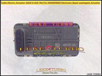 터보 전자식 부스트 액추에이터 터보 과급기 전기 웨이스트 게이트 G-029 G029 G-29 G29 781751 6NW009660 6NW-009-660 6NW 009 660