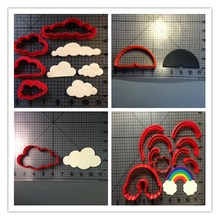 Buy  ouds Fondant Cookie Cutters Cake Tools Set  online