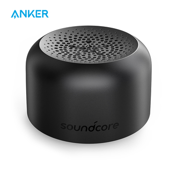 Anker Soundcore Ace A0 Bluetooth Speaker Big Sound 4-Hour Playtime and Detachable Cord for Home Travel and More