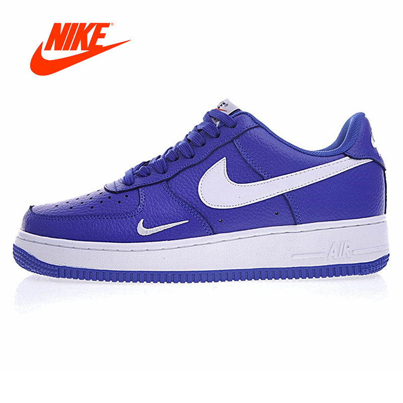 Original New Arrival Authentic Nike Air Force 1 One Low Help AF1 Men's Skateboarding Shoes Male Sport Outdoor Sneaker Shoes
