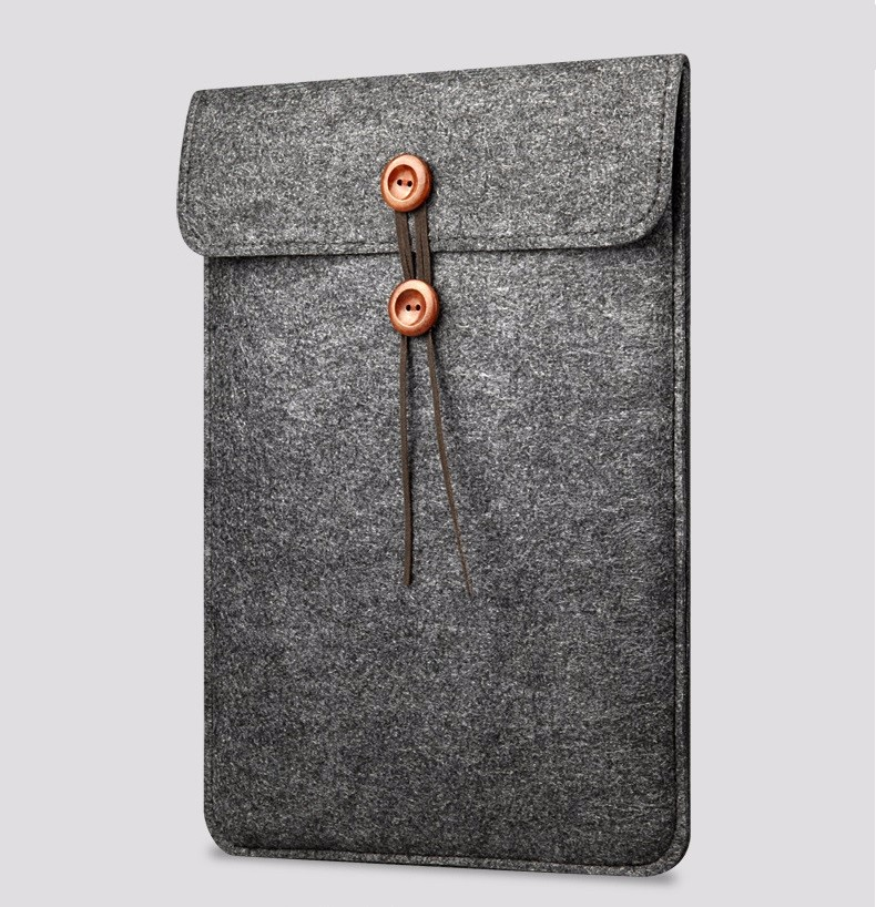 Newest Hot Wool Felt Sleeve Case For Apple Ipad, Bag For ipad Pro 12.9 inch, Pouch For ipad, Wholesales, Free Drop Shiping IC02 2017 newest hot sleeve case bag for macbook laptop air 11 12 13 pro retina 13 3 protecter wholesales drop free shipping
