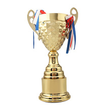 цена на gold Spot sports Trophy low price in stock Award Trophy cheap hot sales Engraving word Student Dance Trophy