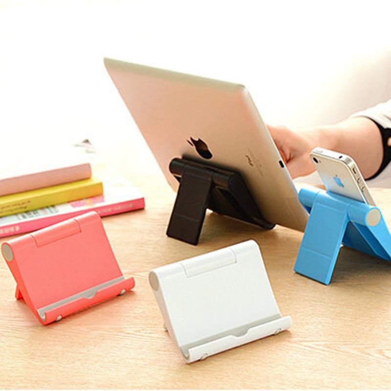 Univerzální držák stolního telefonu pro mobilní telefon Sklopný držák stolů Flexibilní držák na plochu pro iPhone Samsung