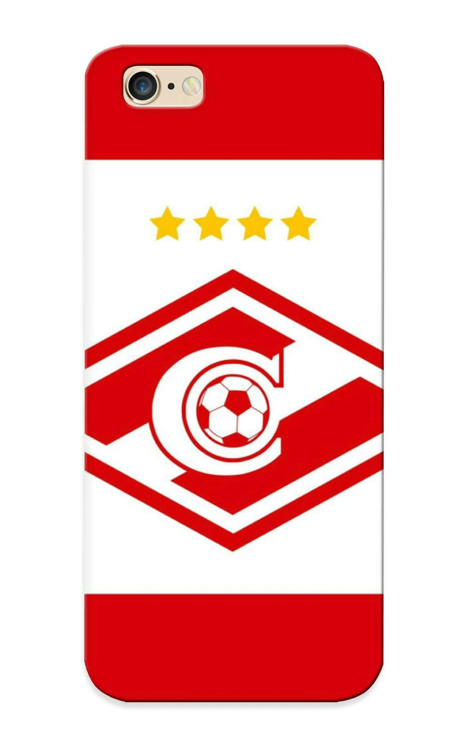 Spartak Moscow Cover case for iphone 4 4s 5 5s 5c 6 6s plus samsung galaxy S3 S4 mini S5 S6 Note 2 3 4 z3351