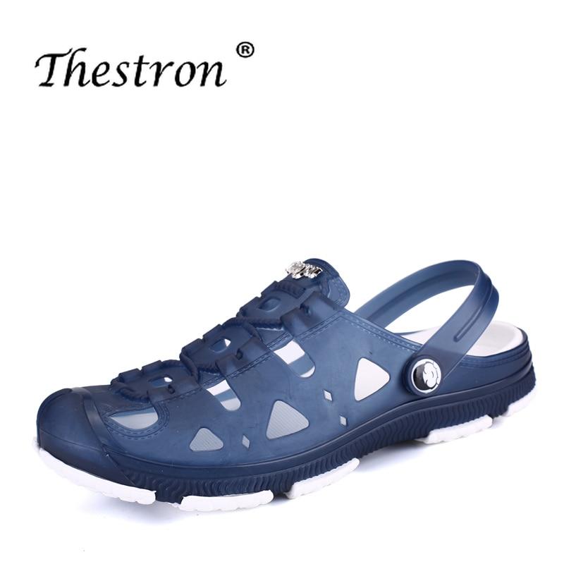 Water Shoes Men Sport Sandals Summer Breathable Beach Light Anti-Slip Sneakers