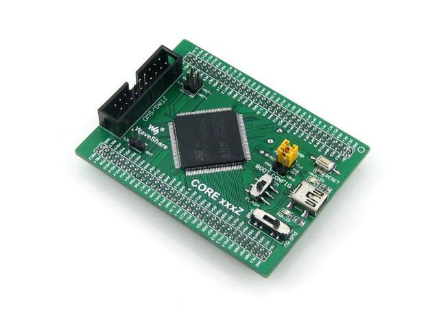 STM32 Core407z STM32F407ZxT6 STM32F407 STM32 ARM Cortex-M4 Junta Core Desarrollo Evaluación con IOs Completo