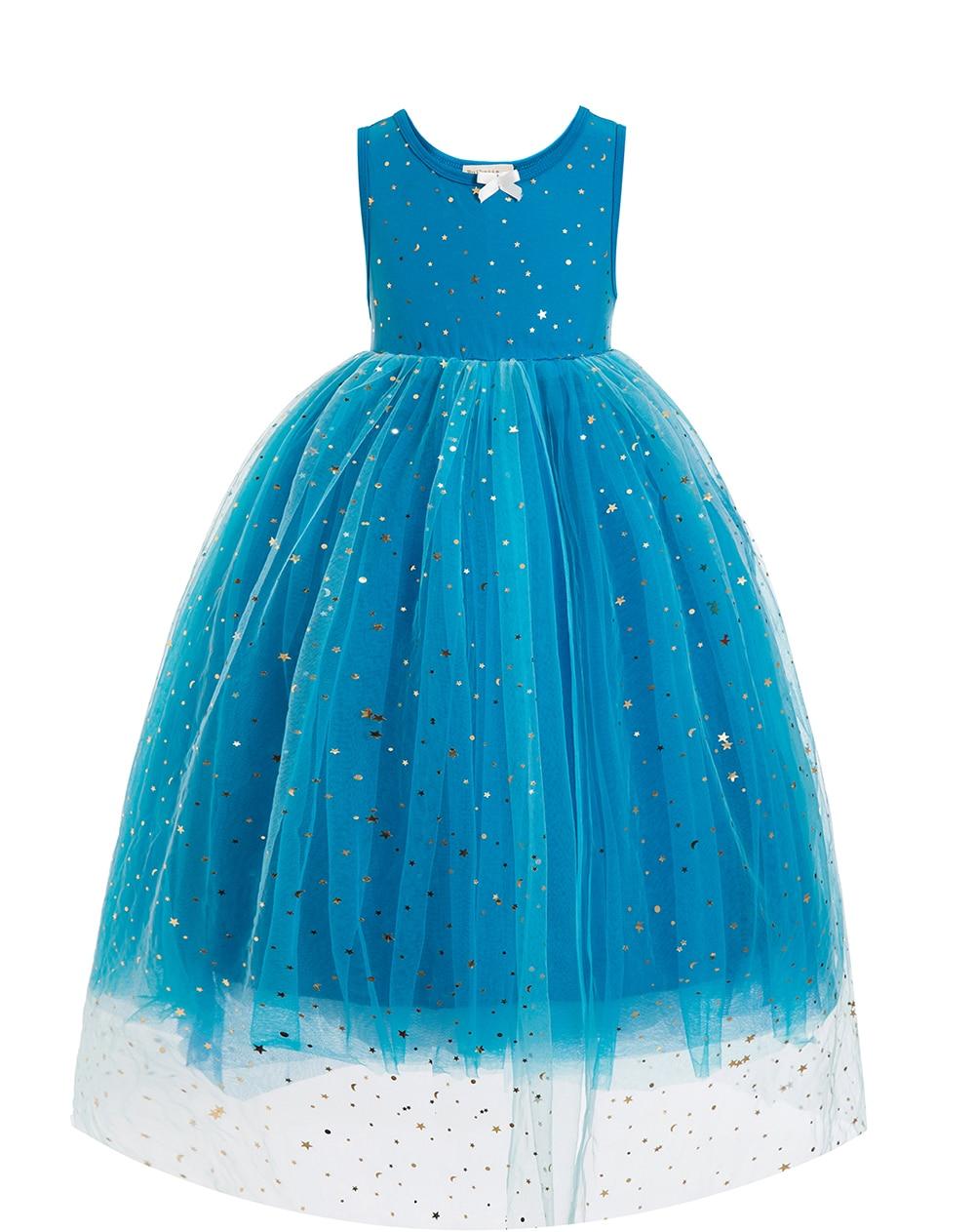 Elsa tutu dress (3)