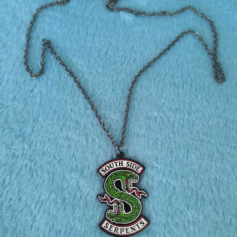Southside serpents Riverdale Necklace