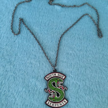 Southside serpents Riverdale Necklace(China)