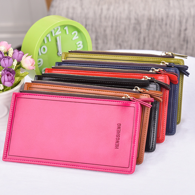 Bank ID Business Phone Credit Card Holder Men Women For Cover On Case Wallet Female Male Bag Purse Pocket Porte Carte Cardholder