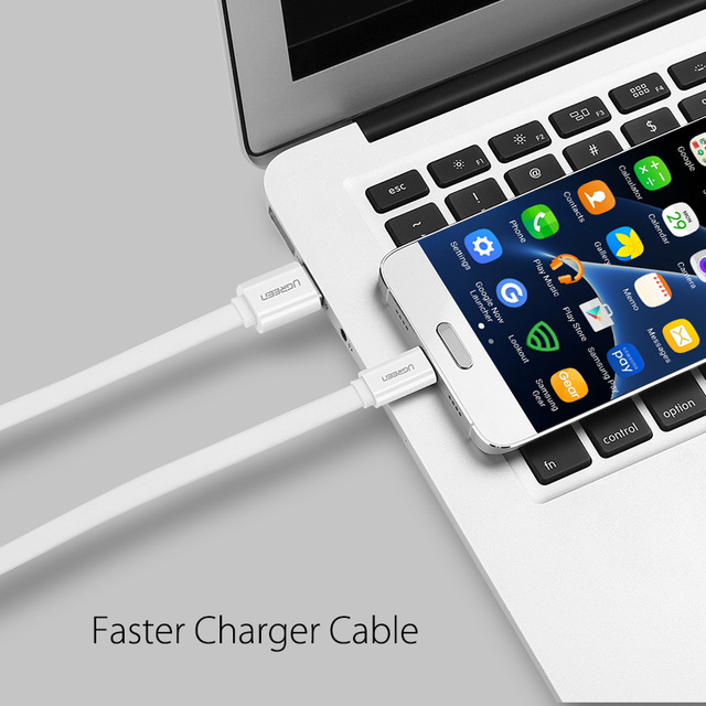 USB Type C Cable 3.1,Ugreen USB Type-C USB C Data Sync Chager Cable for Xiaomi OnePlus 2 Nexus 6P 5X ZUK Z1 Z2 MAC Cable USB-C