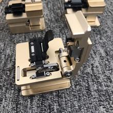 Yüksek hassasiyetli DVP 106 Fiber optik Cleaver DVP106 Fiber optik Cleaver kaynak Fusion Splicer makinesi