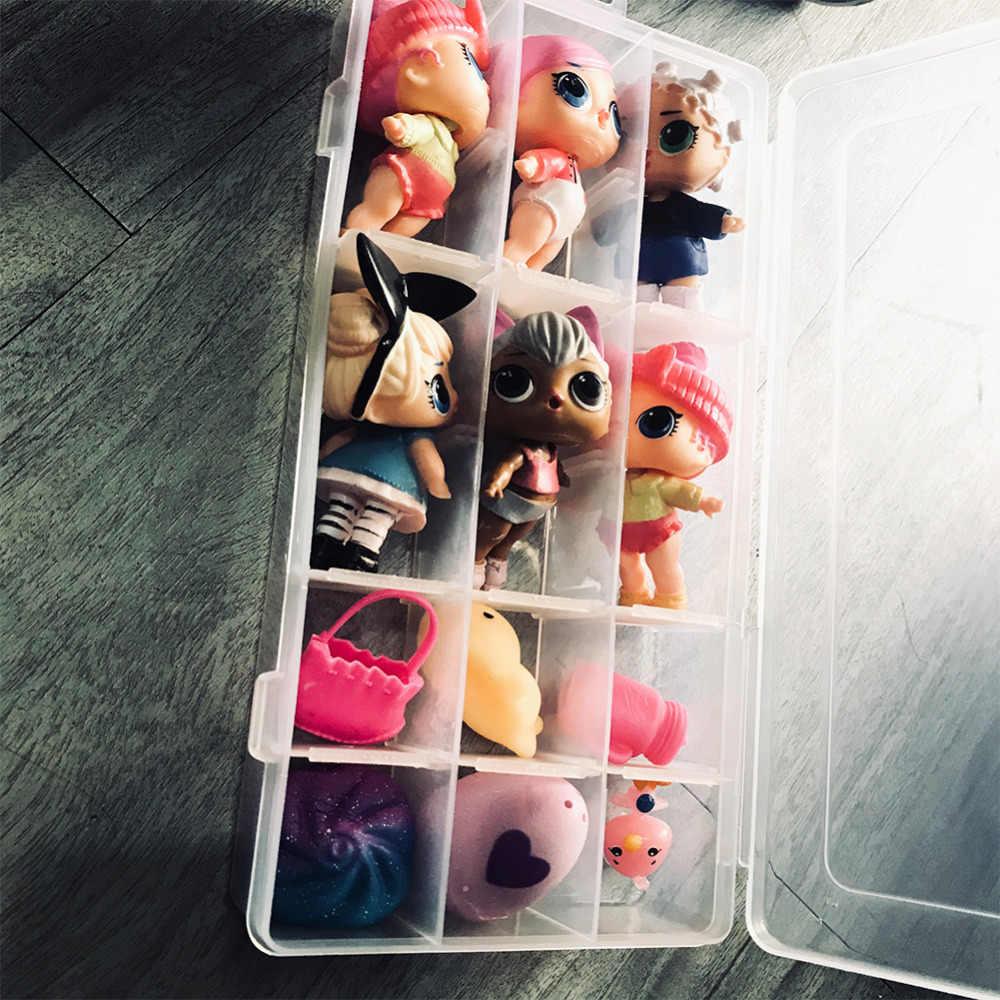 Kasus acak Sedikit Lucu Mainan Terkejut Adorable Mini Boneka Boneka Untuk Anak-anak