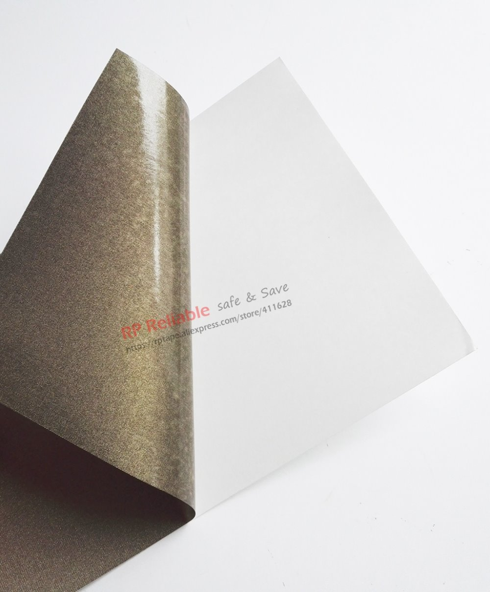 Single Adhesive Conductive Cloth Fabric Tape for LCD Keyboard EMI Shield 100mm
