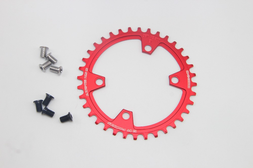 bicycle chainring circle bcd96 for shimano XT M8000 11speed narrow wide 40T 46T