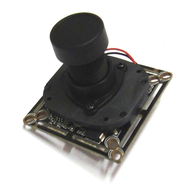 HD 1080 P AHD CCTV caméra module 2MP 1920*1080 CMOS de Sécurité PCB conseil + 3mp lentille, câble