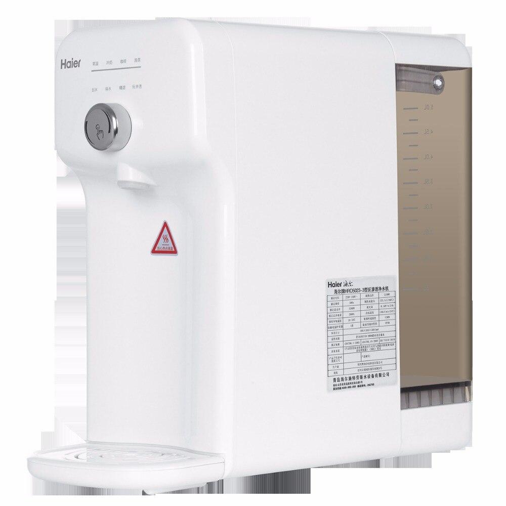 Новая настольная очиститель воды бытовые Кухня обратного осмоса для очистки воды нагрева воды Температура настройки для молока Чай Кофе