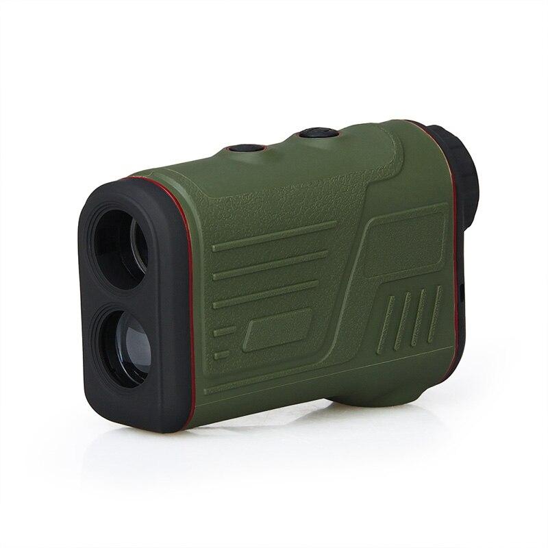 High Quality  1200A  6X  3M~600M Speed Range Angel Height Multfunction Measuring Range  Laser Range Finder For Hunting CL28-0021