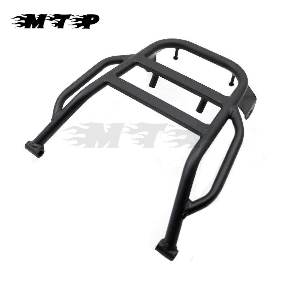 For Suzuki DR650 DR 650 Motorcycle Tail Rear Luggage Rack Saddlebag Cargo Holder Shelf Mounting Bracket