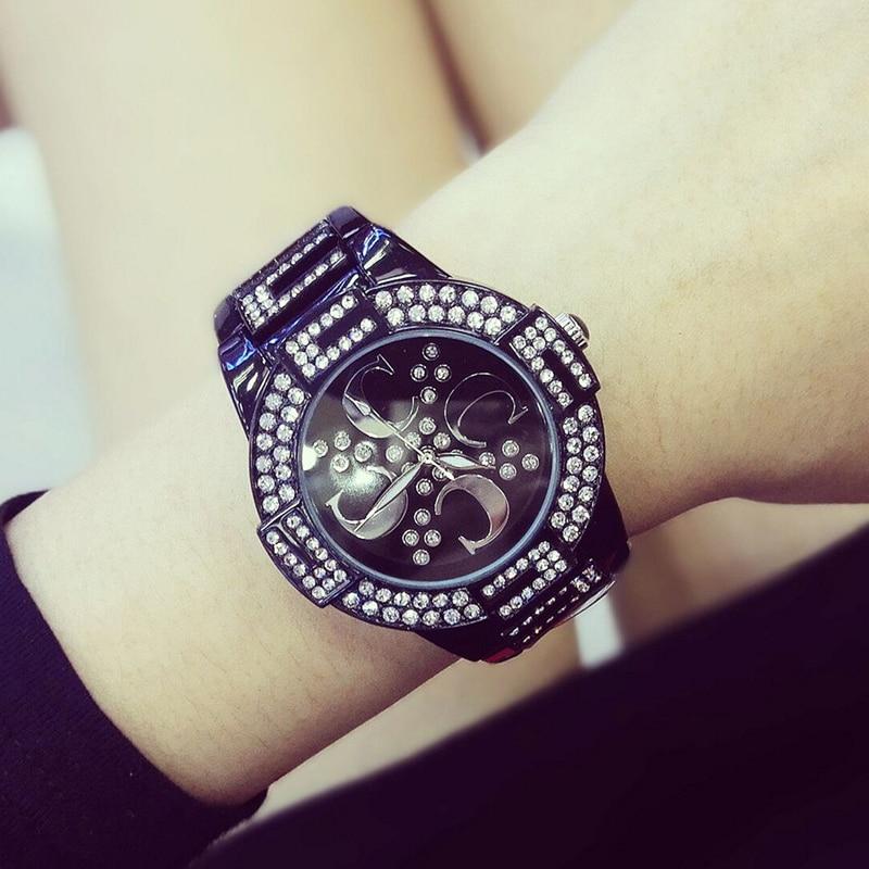 2018 nuevo reloj de cuarzo reloj de las señoras reloj de pulsera de - Relojes para mujeres