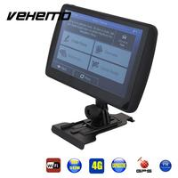 Car Truck 7 Inch 4G High Definition HD GPS System Navigator Vedio MP3 With Map