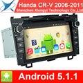 Para honda crv 2006 2007 2008 2009 2010 2011 dvd veículo rádio GPS DVR Vedio jogador PC 2din Unidade de Cabeça do carro DVD do Bluetooth Android