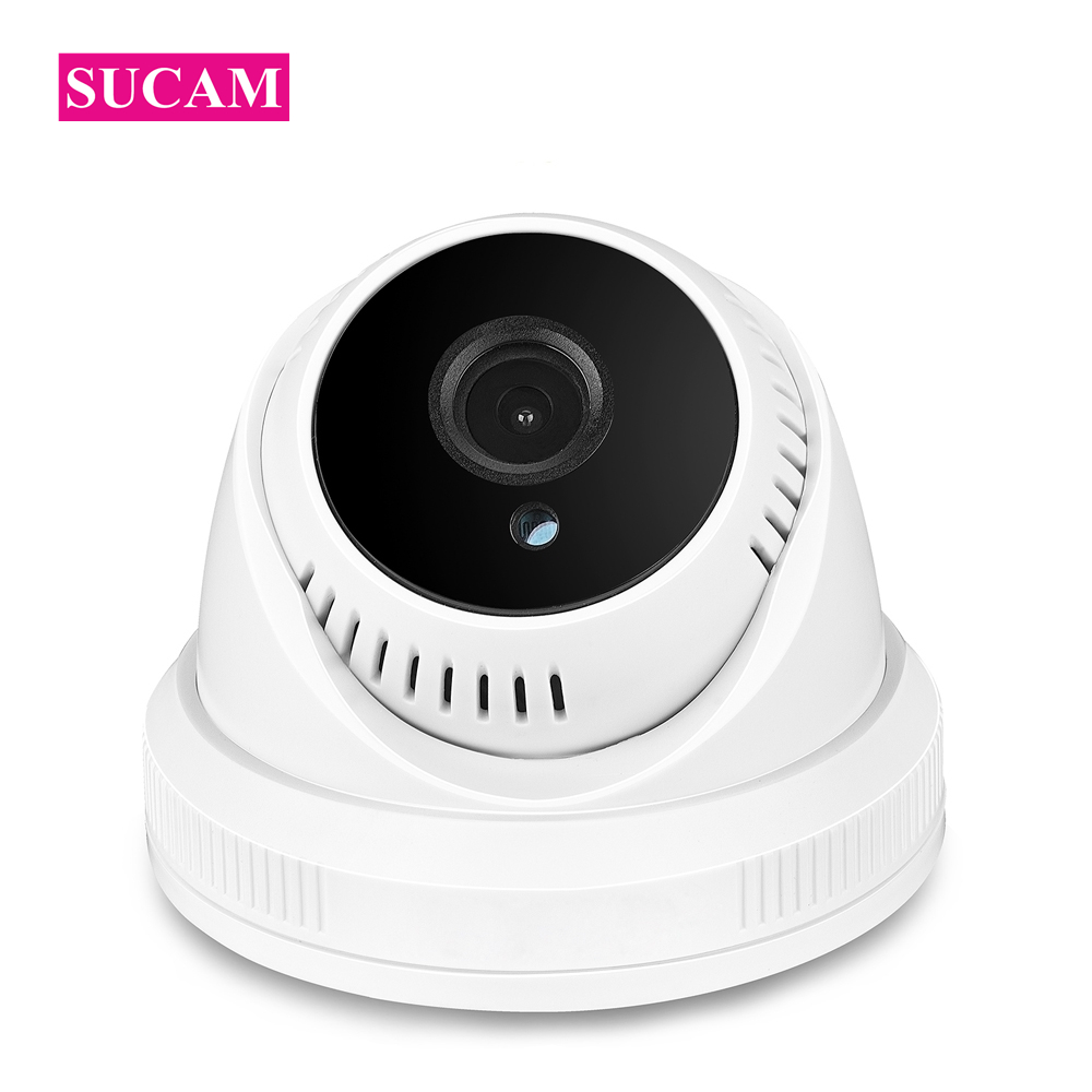 SUCAM 1MP 2MP Home Security Dome Analog Camera High Resolution PAL NTSC Surveillance AHD Surveillance CCTV Cameras 20meters IR sucam 1 0mp home ahd security camera 720p 20 meters ir nano led light infrared ir surveillance camera pal ntsc easy installtion