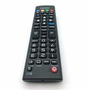 Image 2 - جهاز التحكم عن بعد مناسب ل LG AKB74475481 32LF592U 43LF590V 43UF6407 43UF640V 49LF590V 49UF6407 49UF640V LED LCD WEBOS HD TV