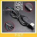 1 шт. 1.8 В USB к TTL скачать кабель PL2303