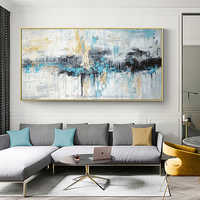 Abstract art painting modern wall art canvas pictures large wall paintings handmade oil painting for living room wall decor art