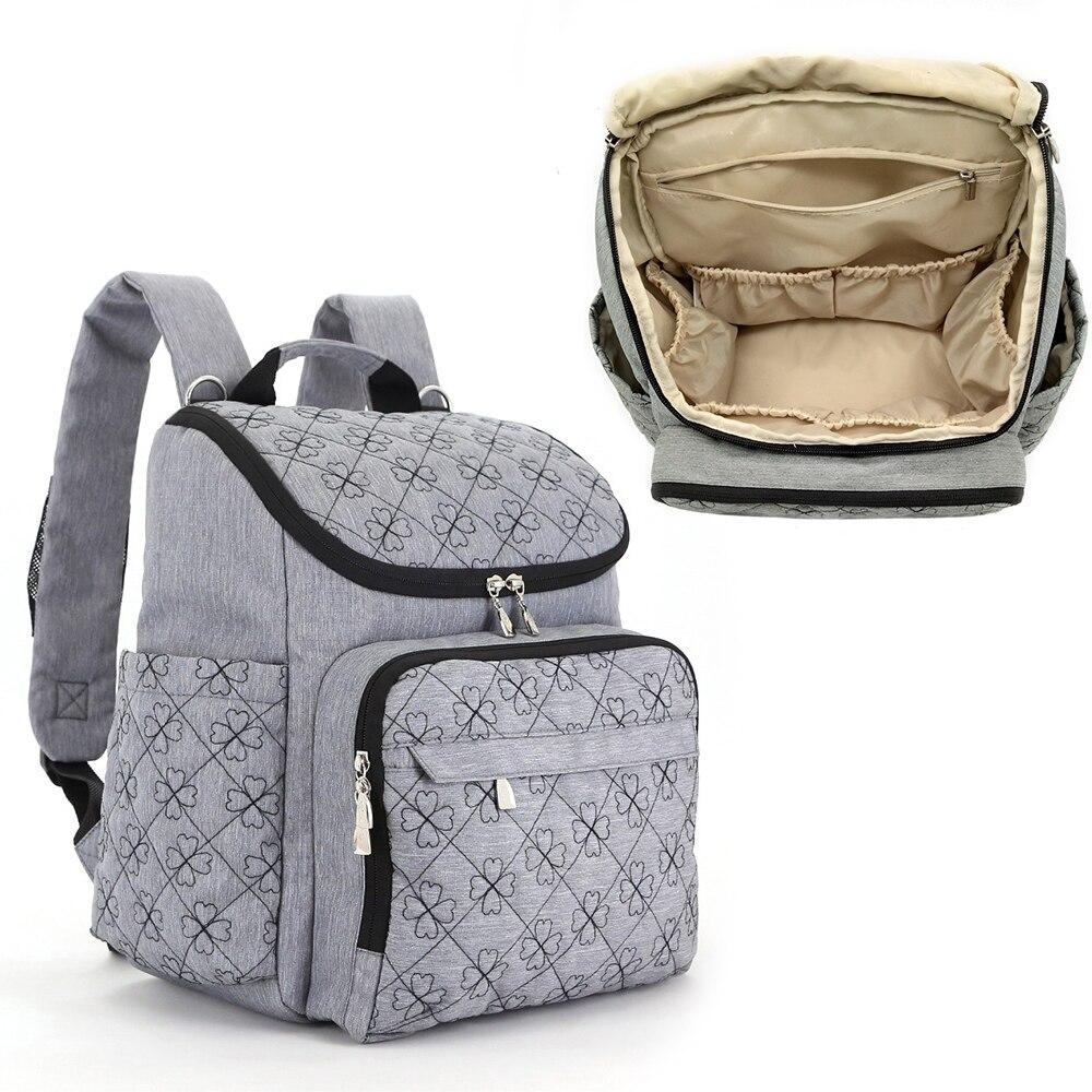 Многофункциональный пеленки мешок большой Ёмкость для беременных подгузник сумка изменение сумки для мамы уход Путешествия Рюкзак коляск...