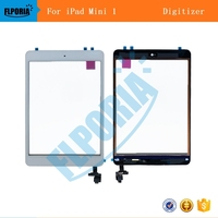 For IPad Mini 1 Touch Screen Digitizer Assembly With IC Conector Home Button Flex Cable Screen