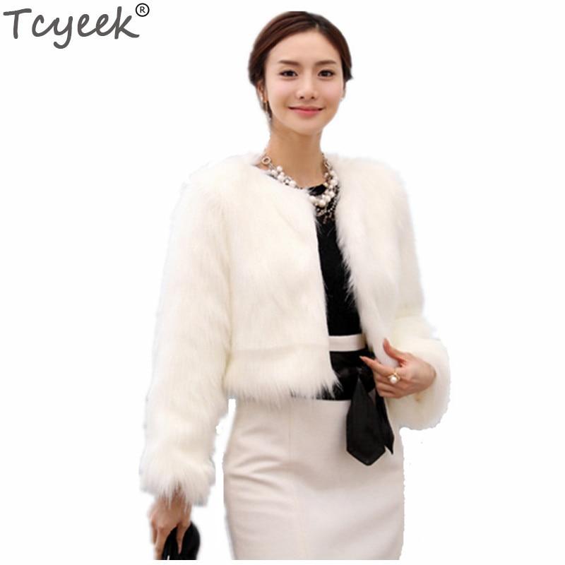 Online Get Cheap Faux White Fur Coat -Aliexpress.com | Alibaba Group