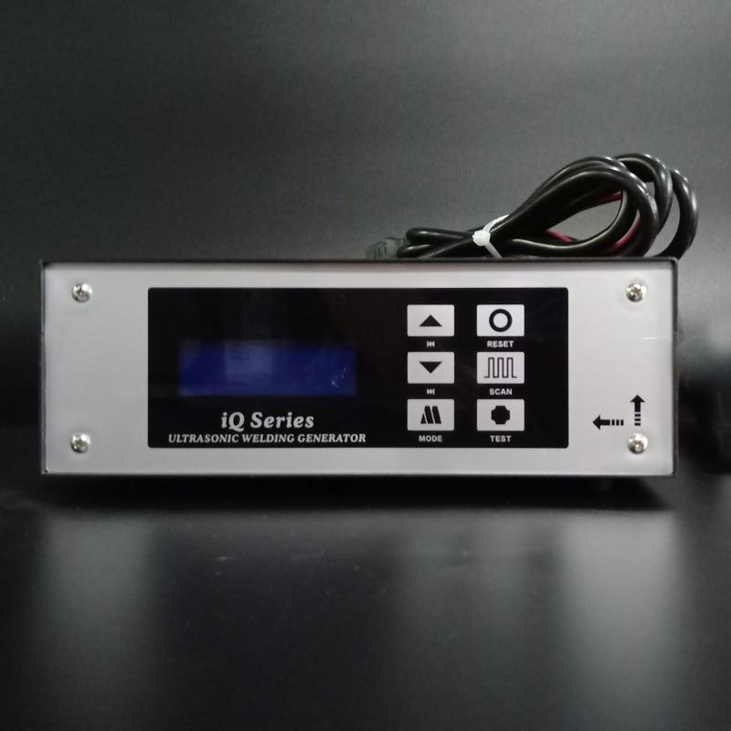2000 Вт/15 кГц Цифровой Ультразвуковой сварочный генератор с конкурентная цена использования в ABS/PC/PMMA/PP /PE/POM