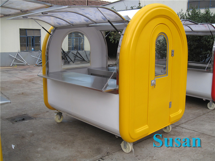 Mobile Food Trailer Snack Food Trailer Mobile Shop