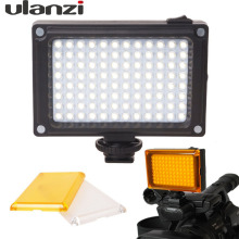 Ulanzi Arilight Rechargeable LED Video Light on DSLR font b Camera b font with Filters LED