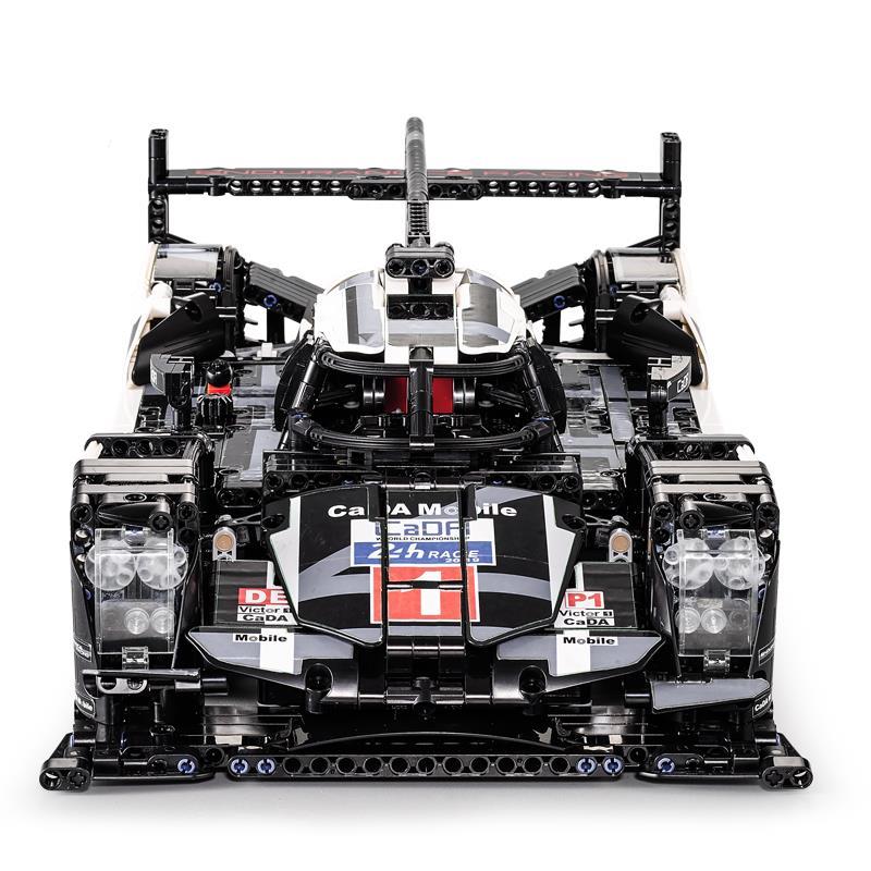CADA Mobile legoing Technic 1586 pièces Super sport voiture vitesse Champions ville MOC bloc de construction briques bricolage jouets pour enfants cadeaux - 6
