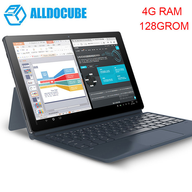 ALLDOCUBE KNote5 2 In 1 Tablet PC 4GB+128GB 11.6\u0027\u0027 Windows 10 Intel