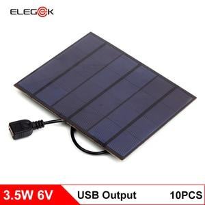 ELEGEEK 3.5W 5V Solar Panel fo