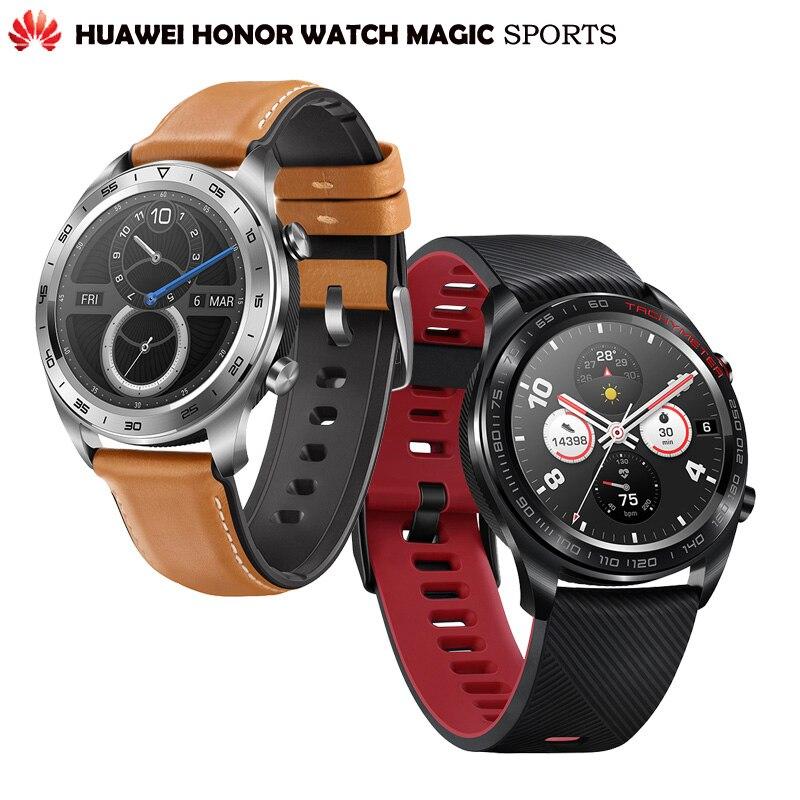 Original Huawei Honor Watch Magic Outdoor Smart Watch Sleek Slim Long Battery Life GPS Scientific Coach