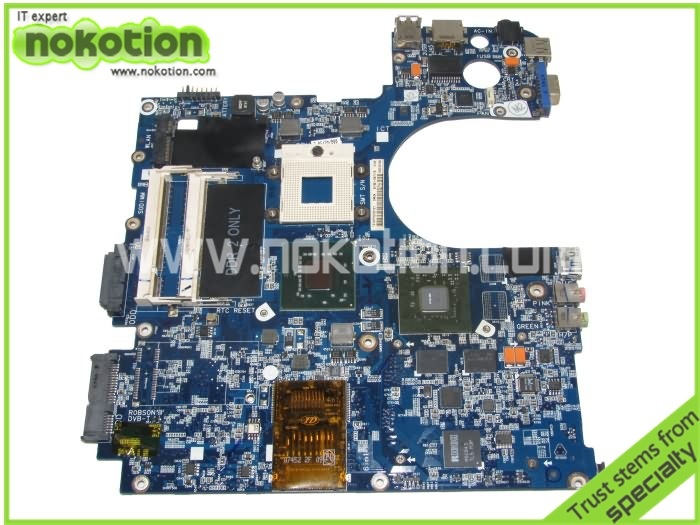 все цены на  laptop motherboard BA92-04717A BA92-04717B for samsung R70 GeForce 8600M  DDR2 965PM Full Tested  онлайн